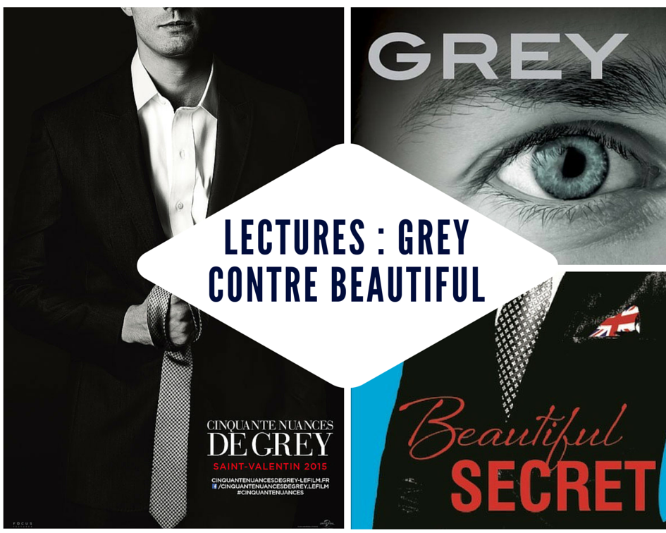 Lectures _ grey contre beautiful