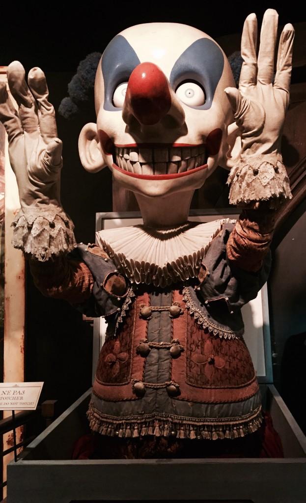 Harry potter- clown