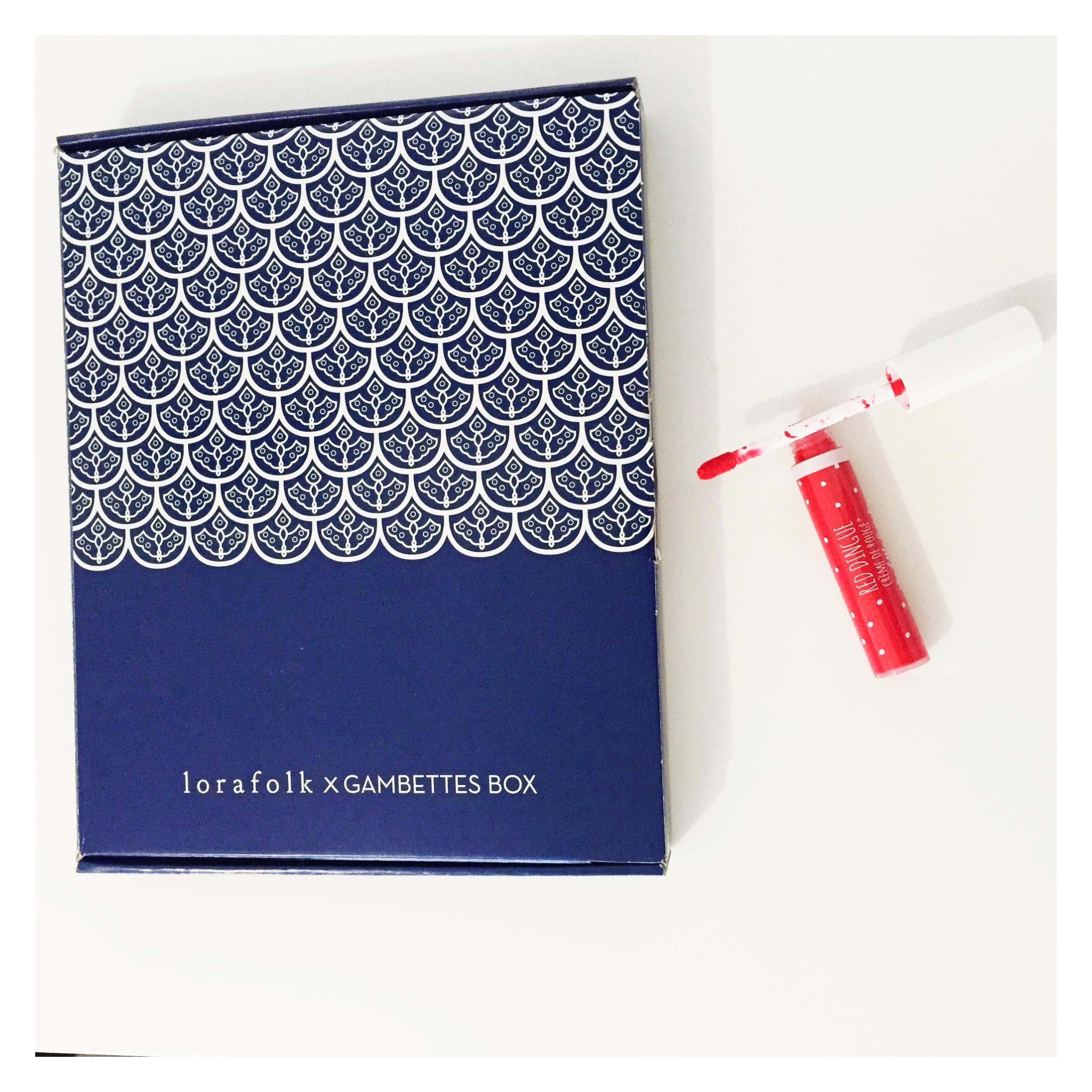 Gambette box – suspense