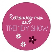 Badge Trendy-show