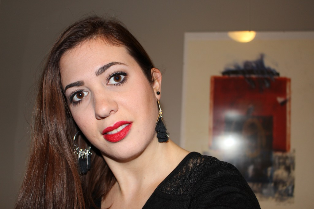 Les Golden Blog Awards - le maquillage