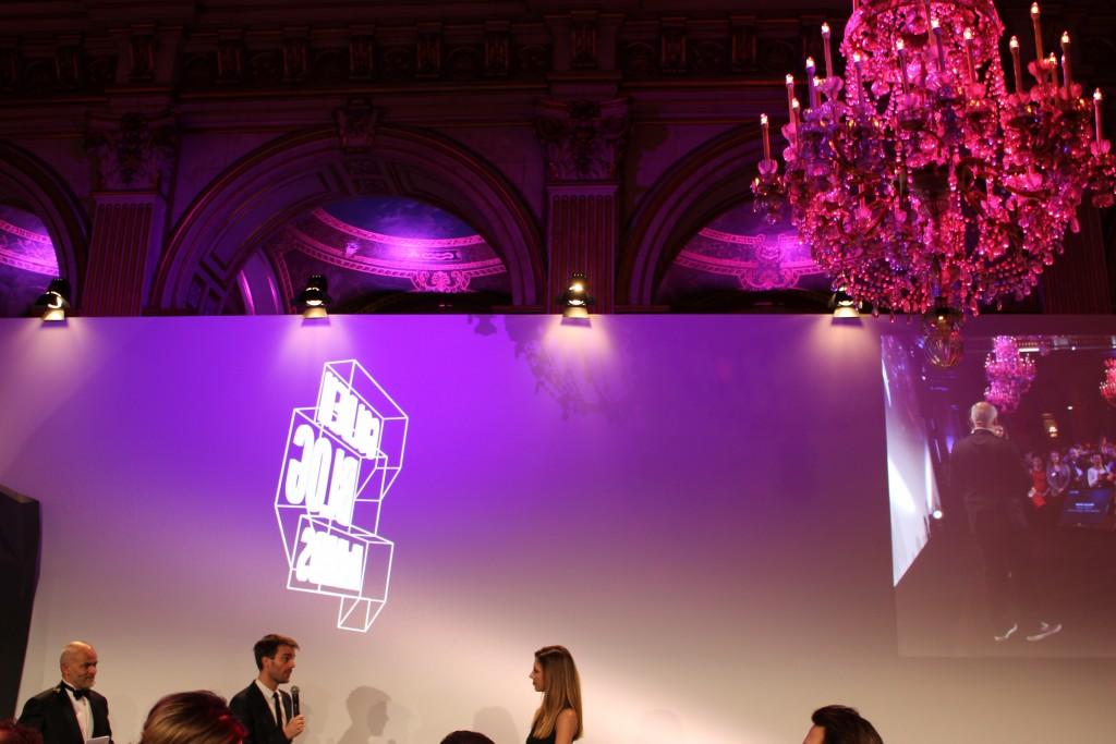 Golden Blog Awards - Cérémonie