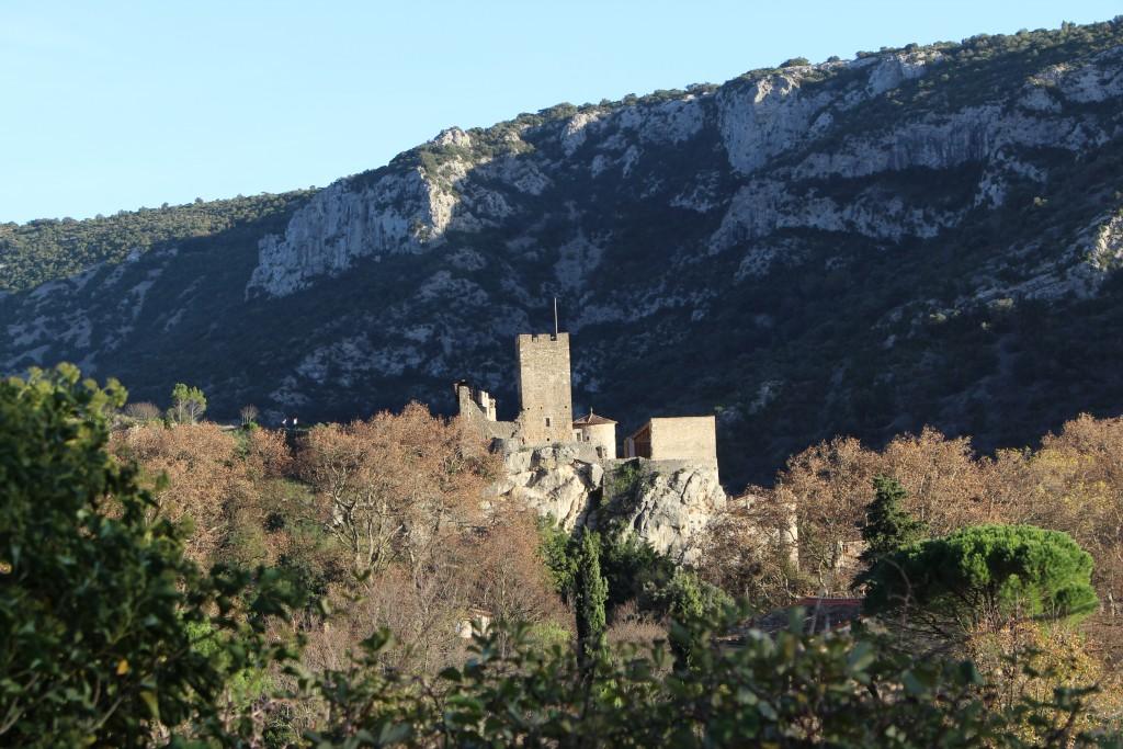 hauteur - château