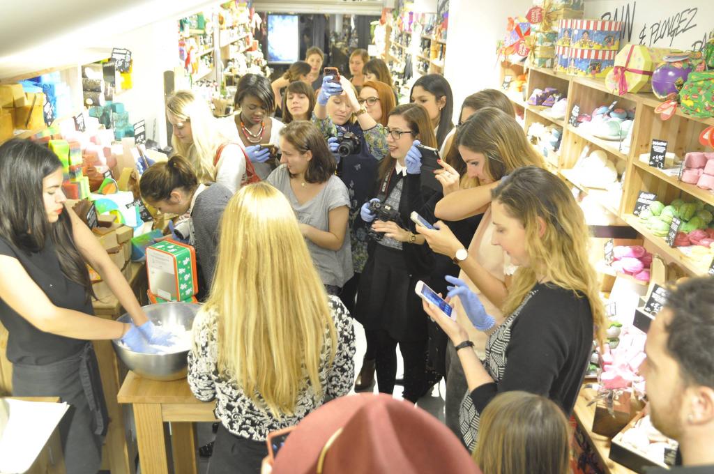 Noel lush - blopines atelier
