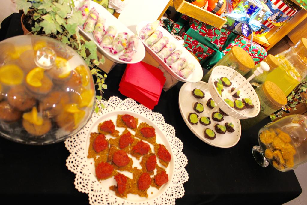 Noel lush - buffet