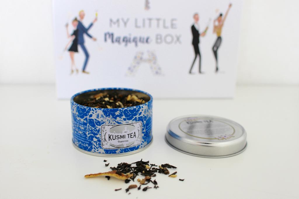 Magique box - thé