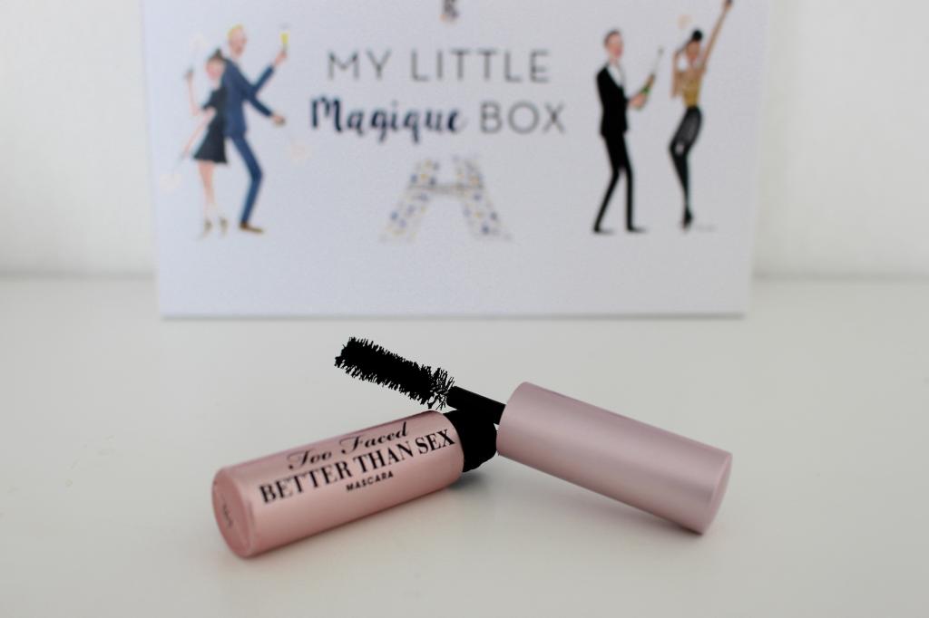 Magique box - mascara