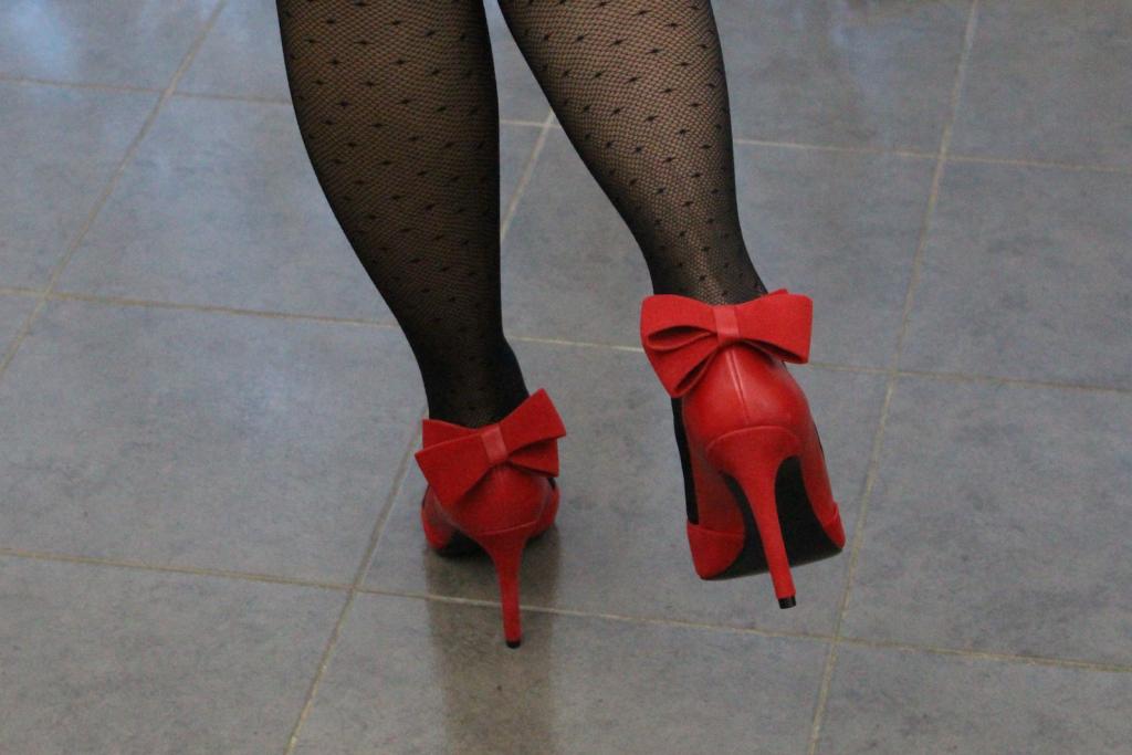 Etre chic en body - shoes 1