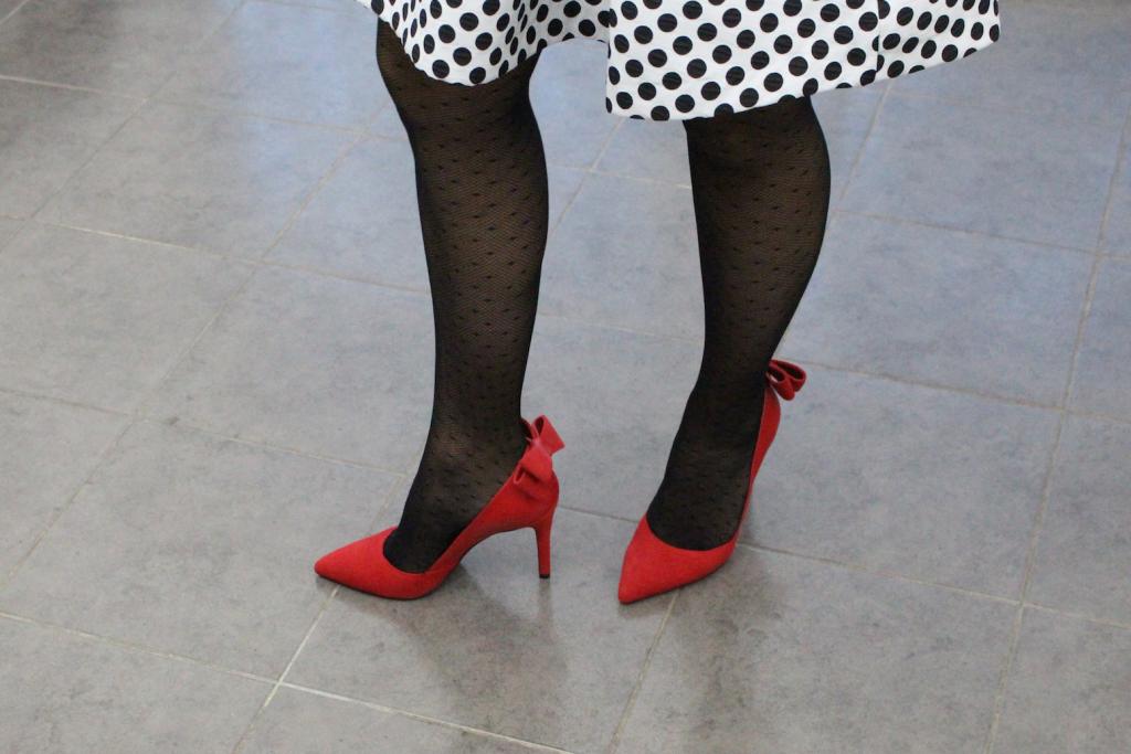 Etre chic en body - shoes 2