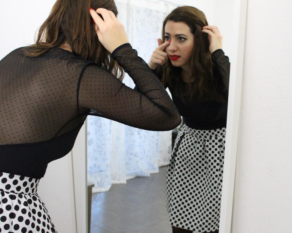 Etre chic en body - miroir 2