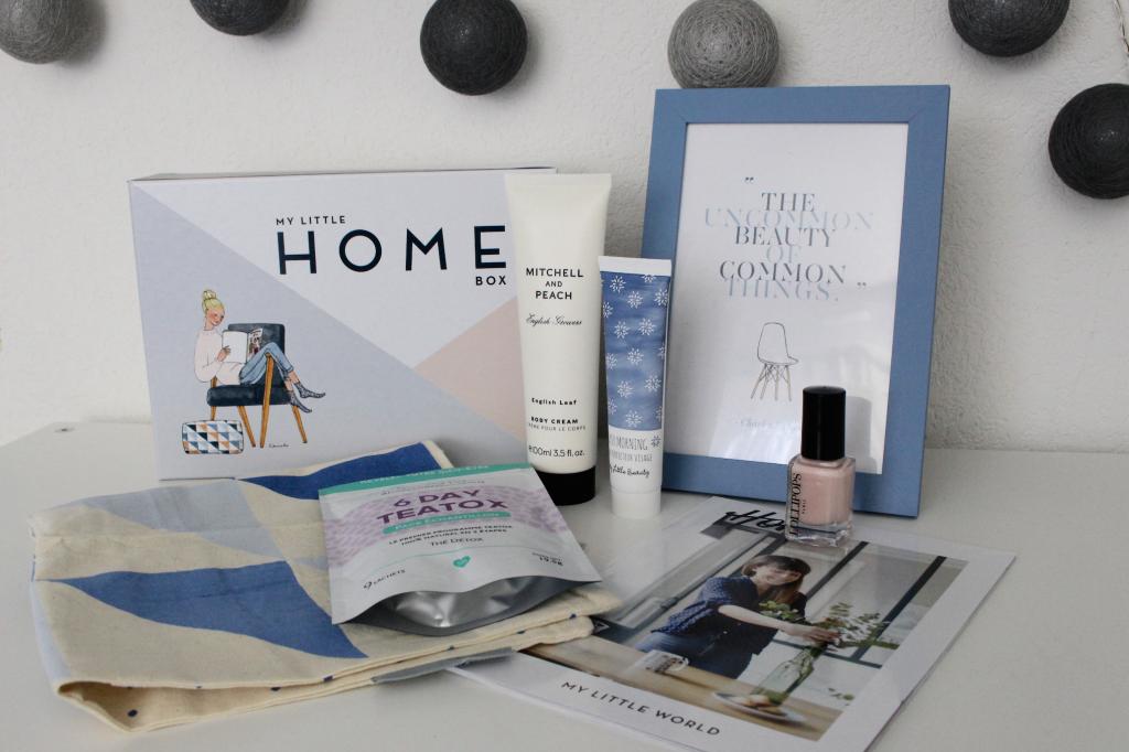 Home box - box contenu