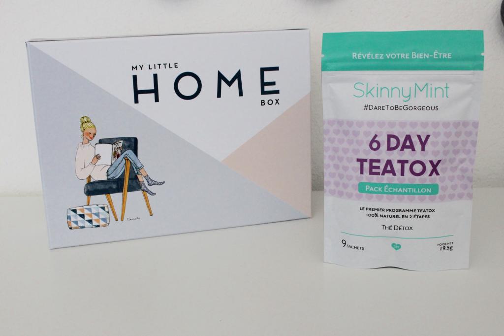 Home box - thé