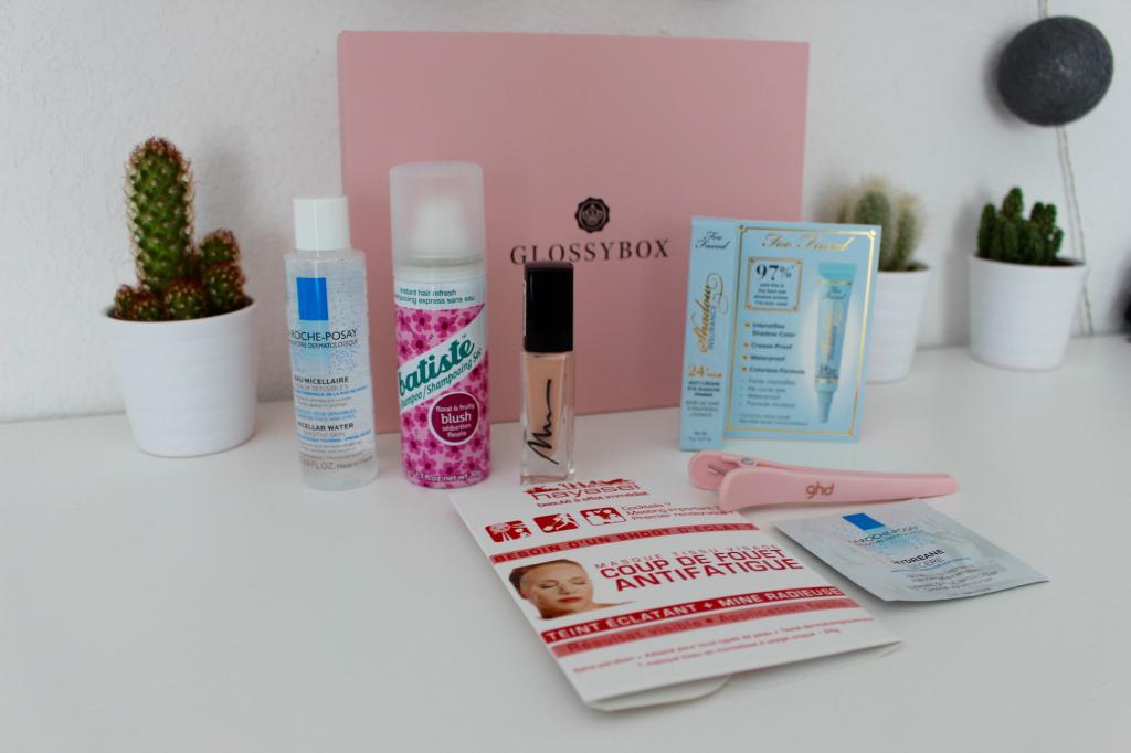 glossybox de mars contenu_mademoiselle-e