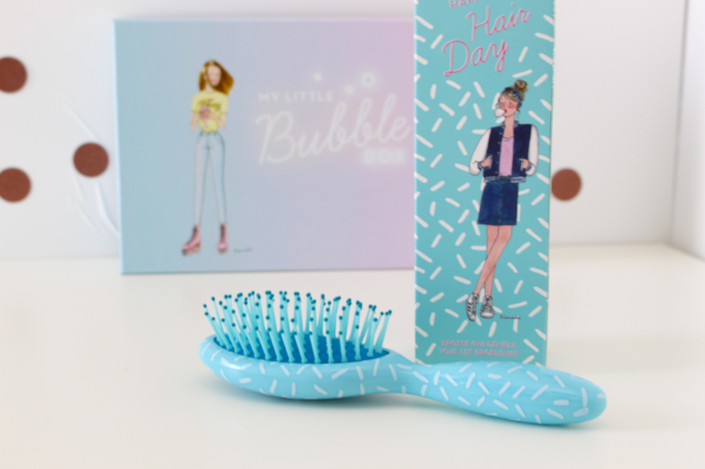 Bubble box brosse_mademoiselle-e