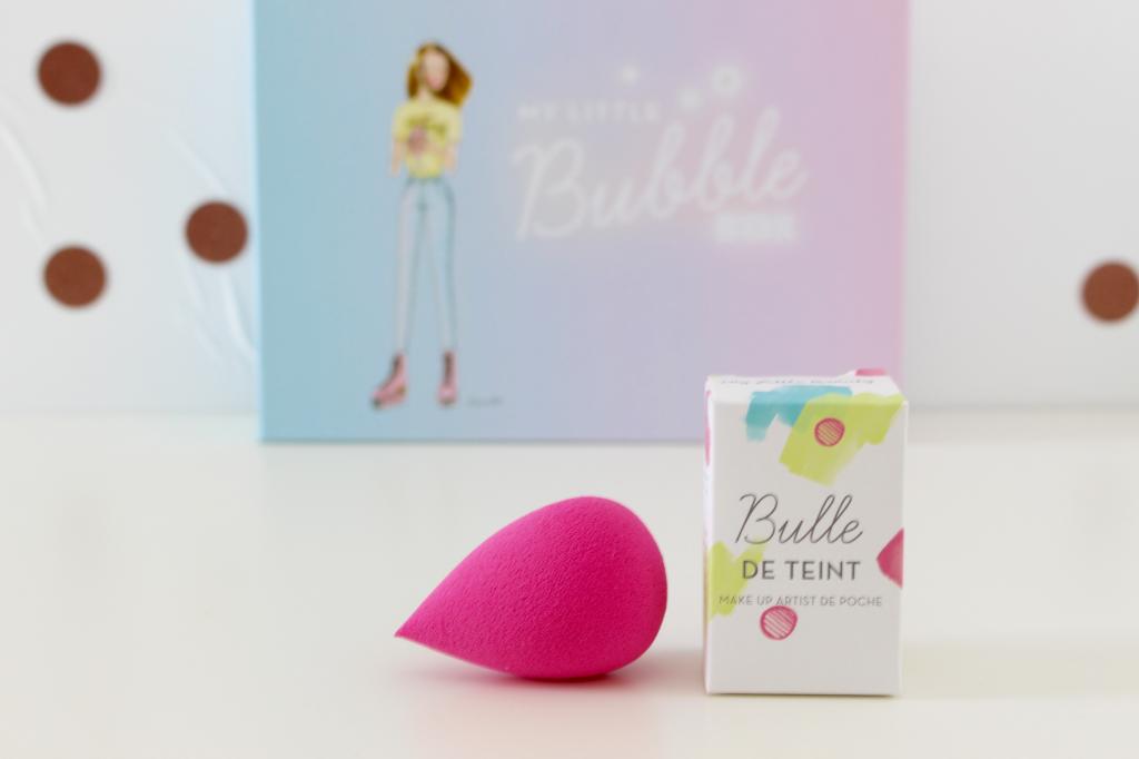 Bubble box bulle_de_teint_mademoiselle-e
