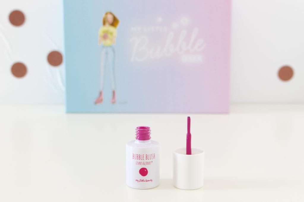 Bubble box bubble_blush_mademoiselle-e