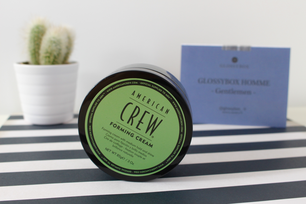 Glossybox Homme pate_coiffante_mademoiselle-e