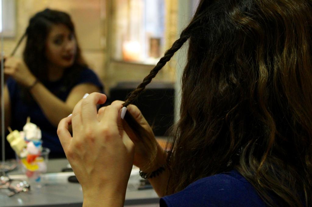 cours de coiffure technique 2 tresses_mademoiselle-e