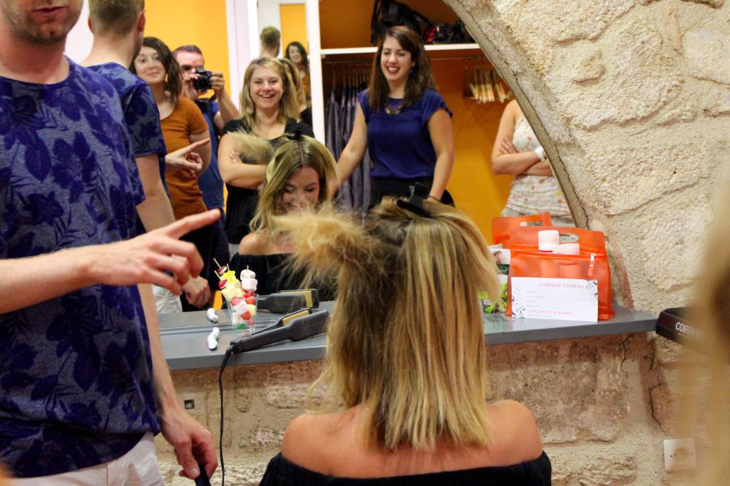 cours de coiffure technique 3_mademoiselle-e