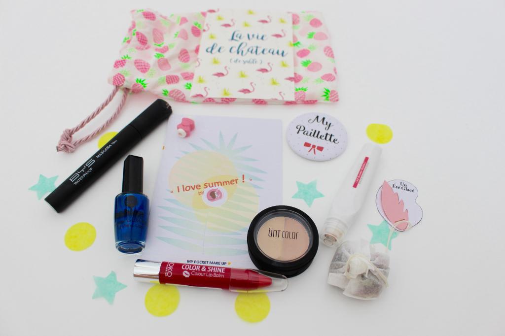 I love summer box_mademoiselle-e