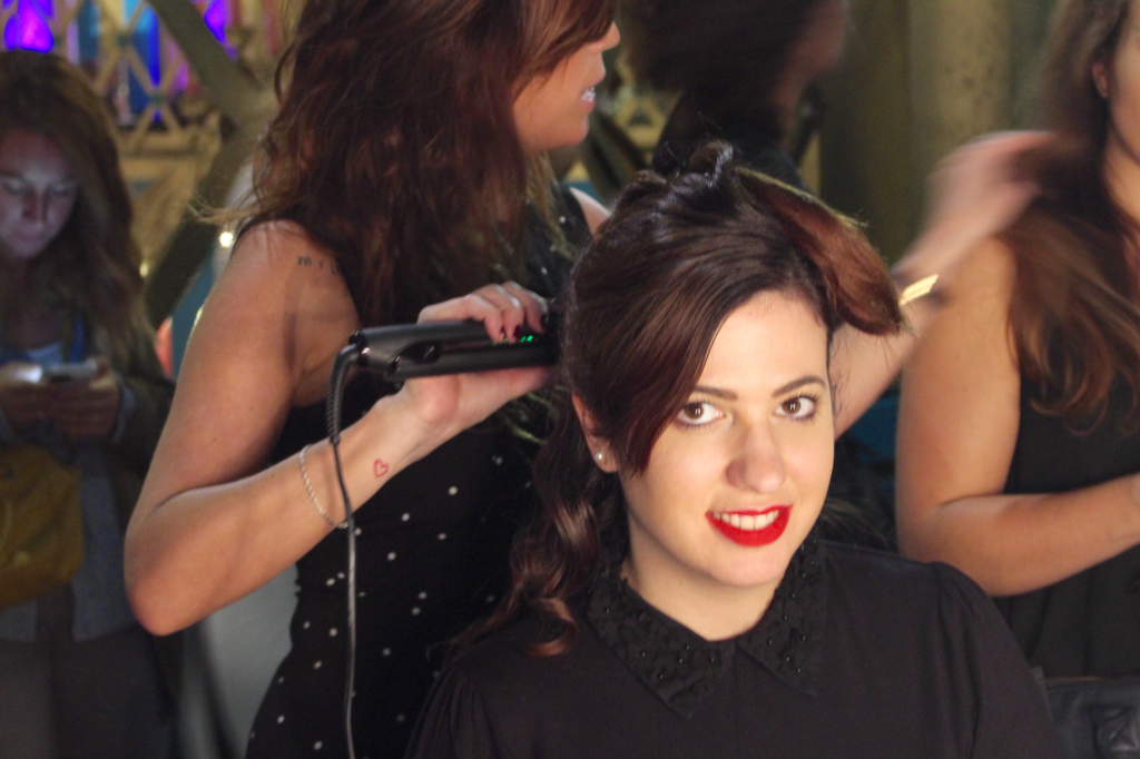 victoires de la beauté Mademoiselle E - coiffeur