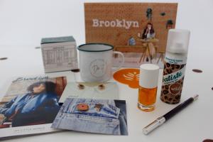 Little Brooklyn Box Mademoiselle E -contenu 2