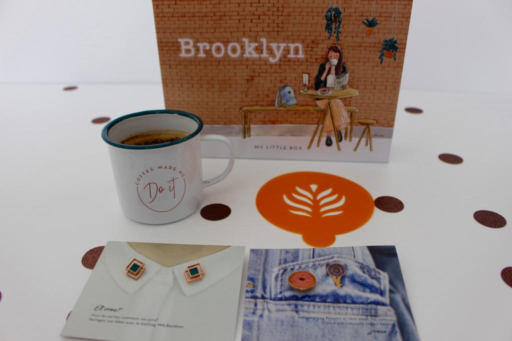 Little Brooklyn Box Mademoiselle E -accessoires