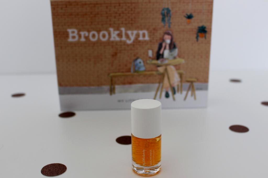 Little Brooklyn Box Mademoiselle E - vernis