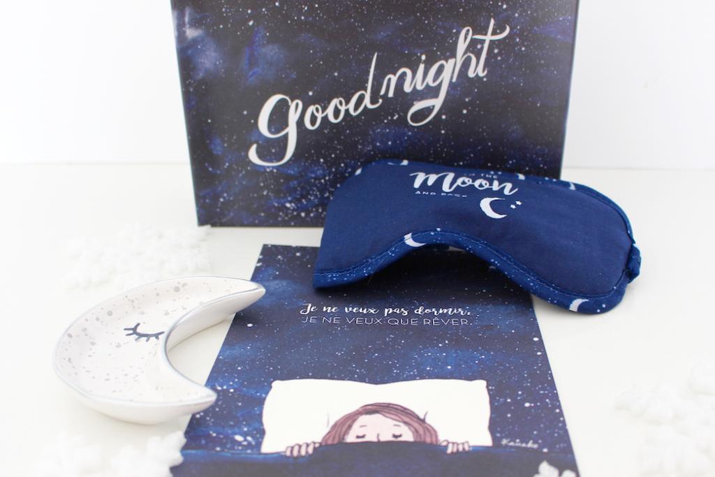 Goodnight Box accessoires mademoiselle-e