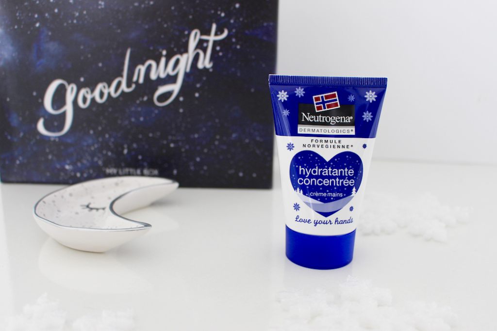 Goodnight Box creme main mademoiselle-e