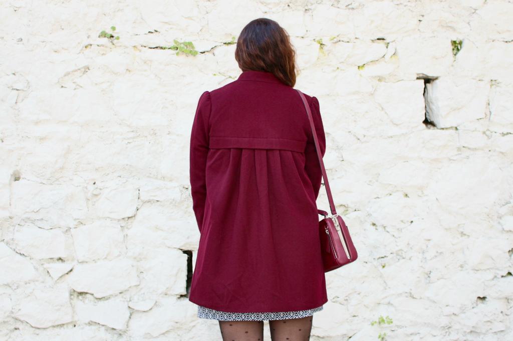 jupe en laine dos manteau mademoiselle r mademoiselle-e