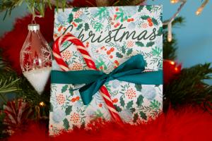 christmas box presentation Mademoiselle e