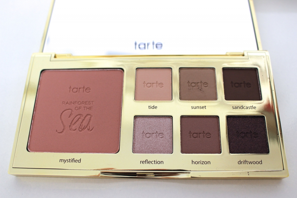 make-up Tarte palette mademoiselle e