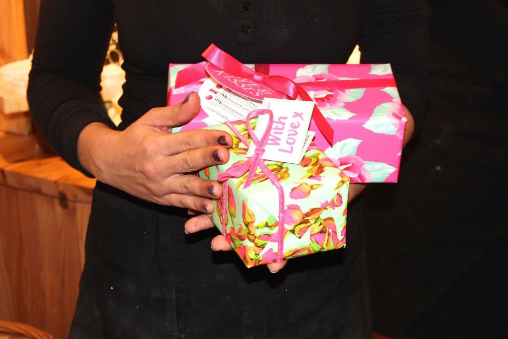 lush party coffret cadeau mademoiselle e