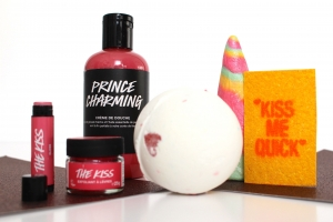 lush party presentation mademoiselle e