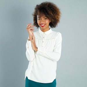blouse-maille-gaufree-col-claudine-ecru-mademoiselle-e