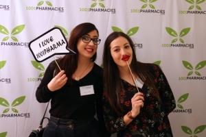 1001 pharmacies Photo Booth mademoiselle-e