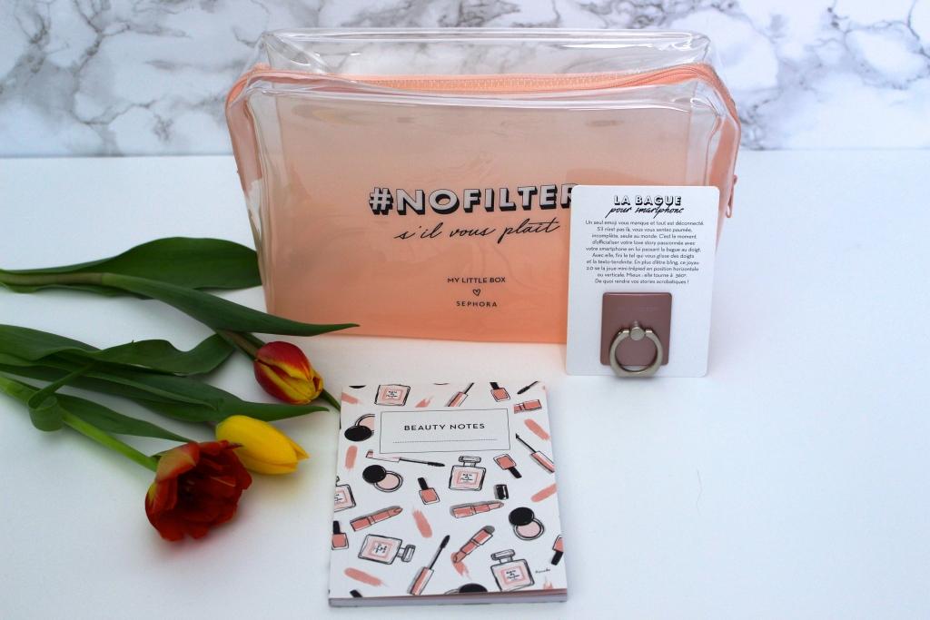 My Little box mars accessoires mademoiselle-e