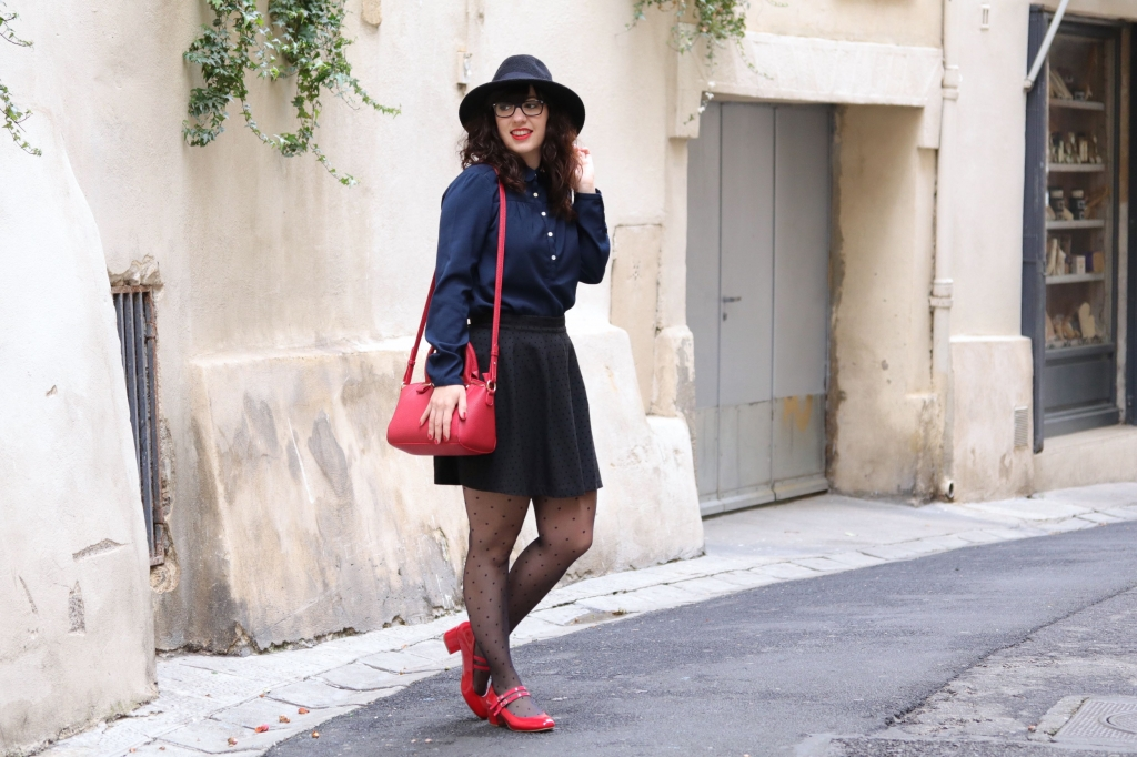 trench look preppy 1 mademoiselle E