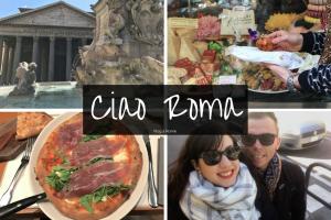 Vlog à Rome mademoiselle-e
