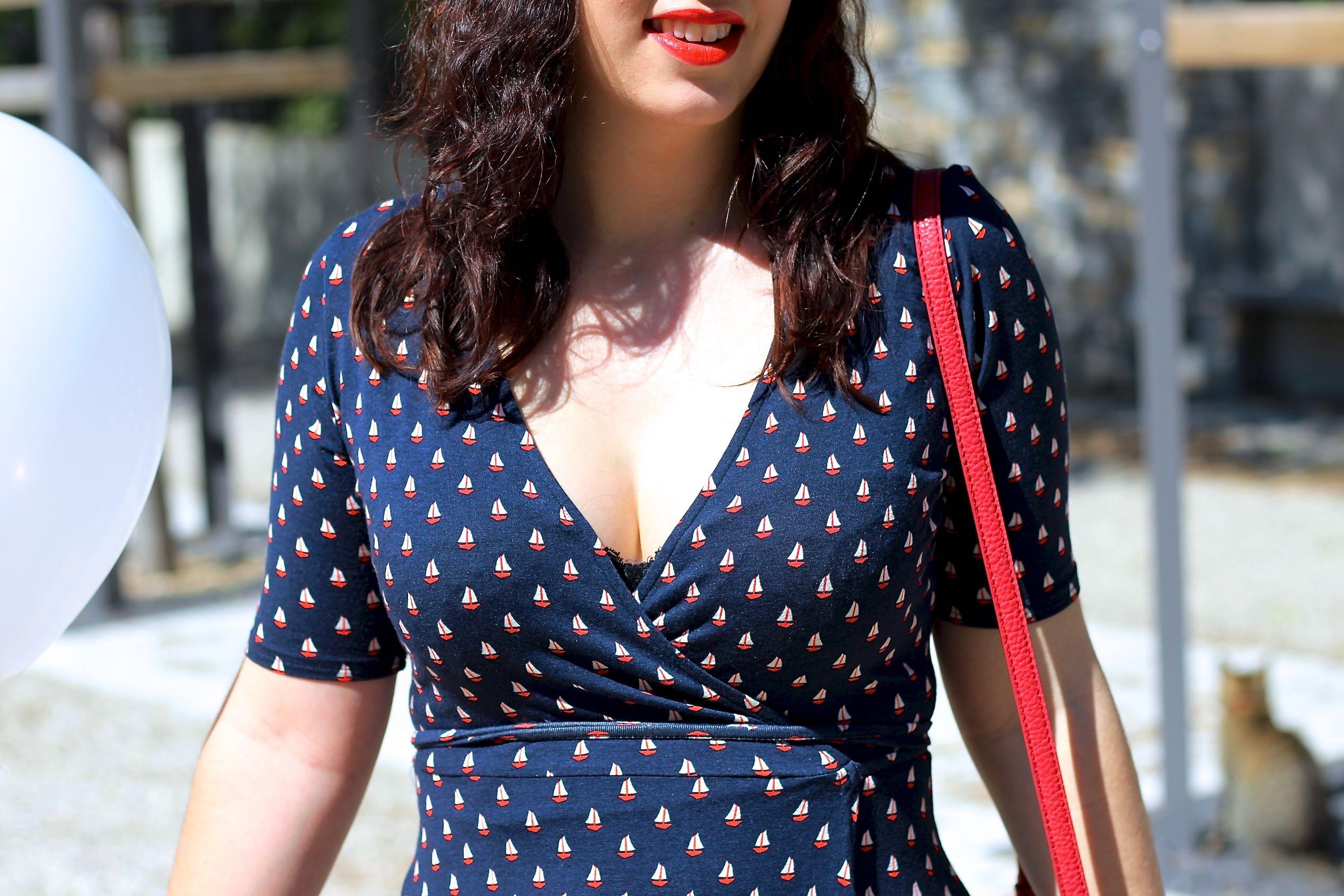 robe portefeuille la redoute 12 mademoiselle-e