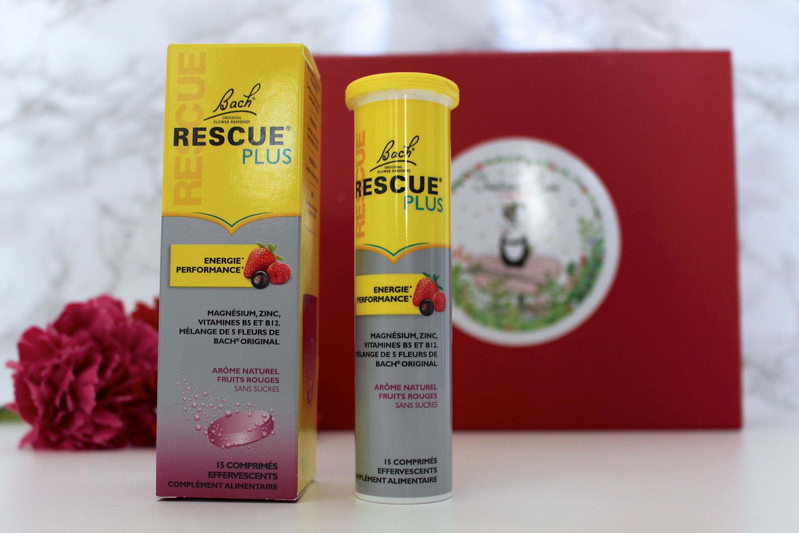 instant box printemps rescue mademoiselle-e