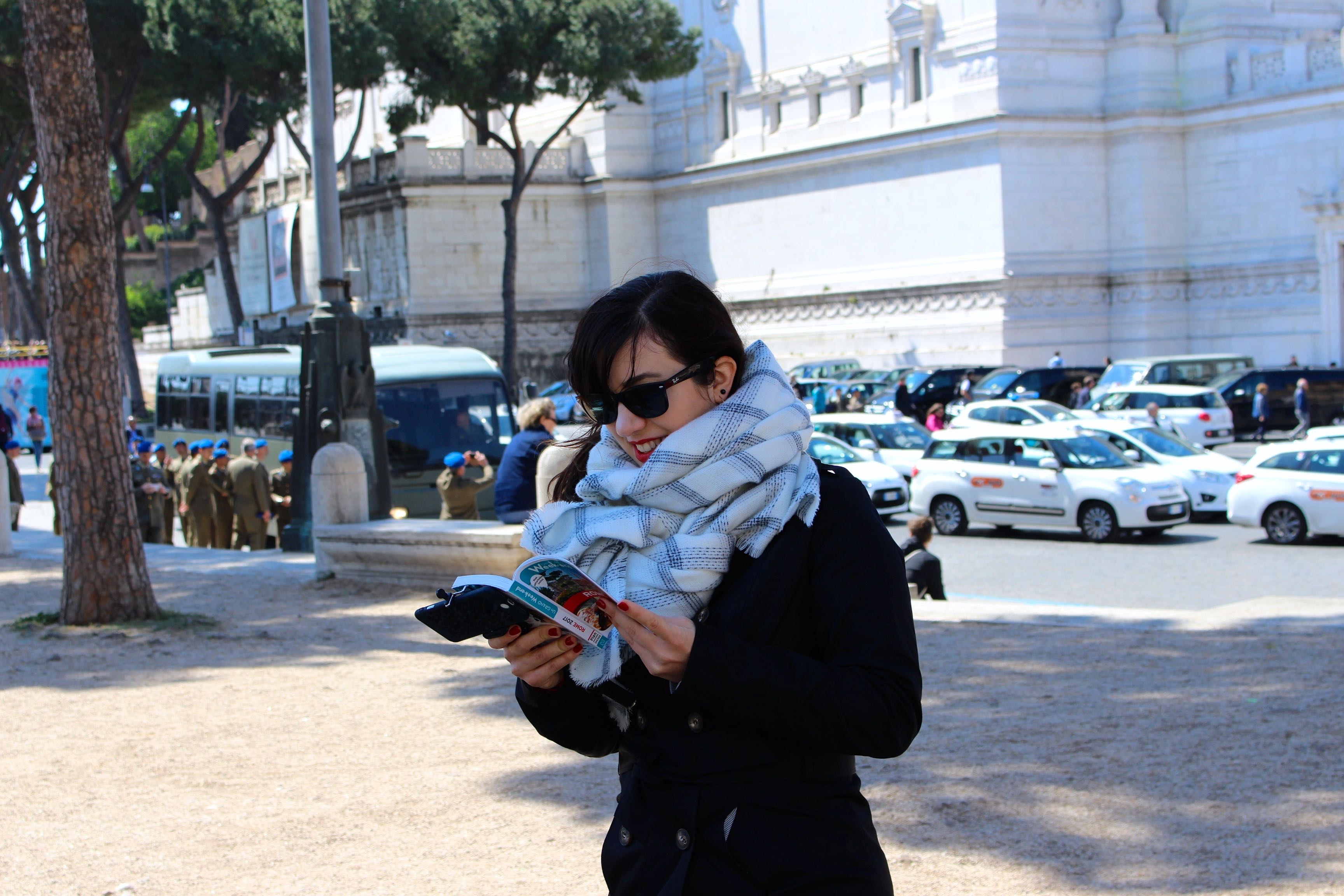 Rome city guide look 2 mademoiselle-e