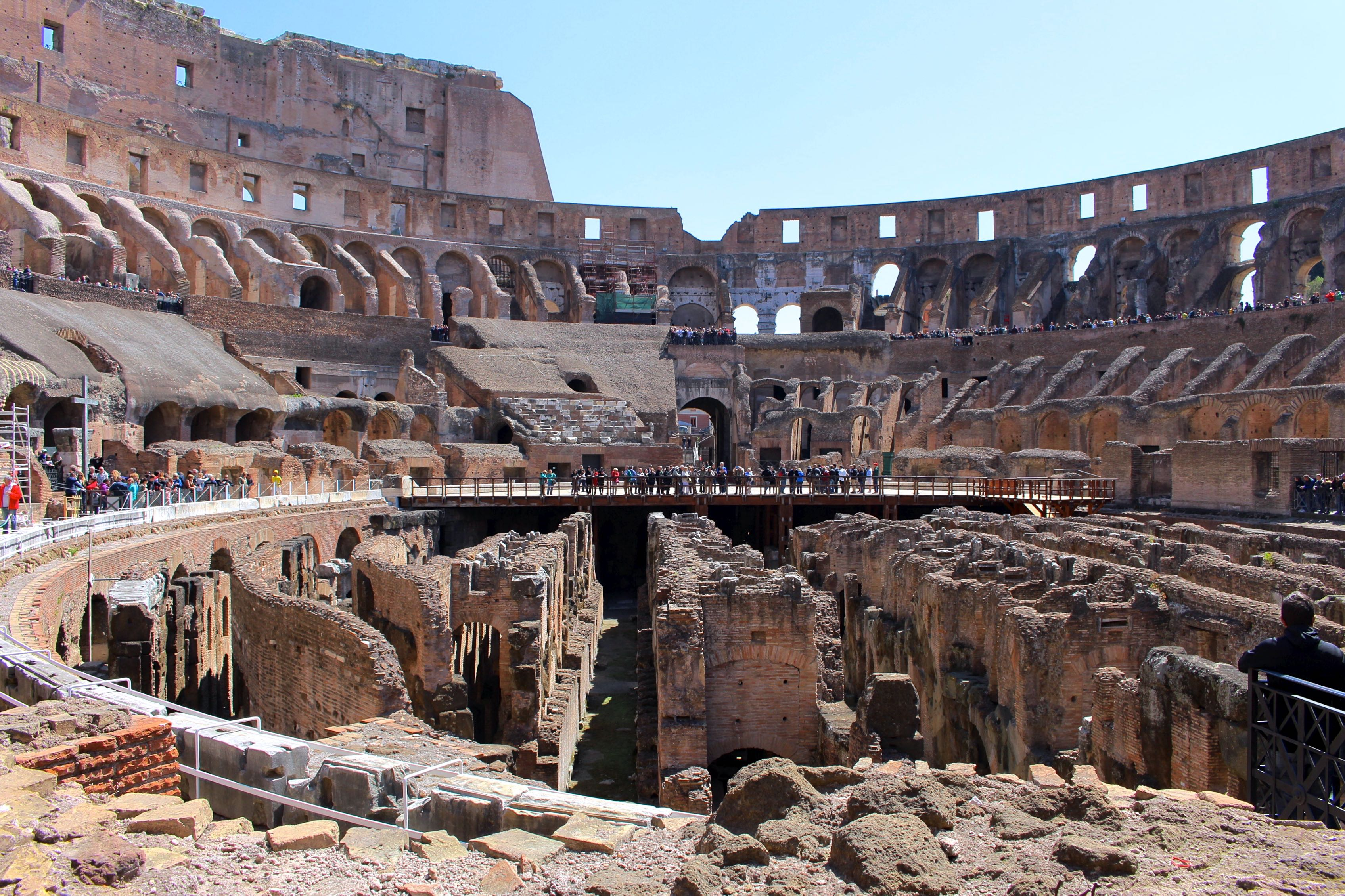 Rome city guide colosseo mademoiselle-e