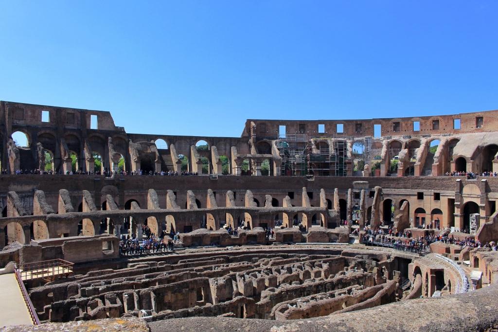 Rome city guide colosseo 2 mademoiselle-e