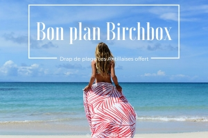 Box birchbox 2017 presentation mademoiselle-e