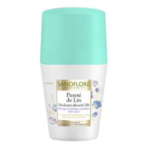 Deodorant Sanaflore code promo