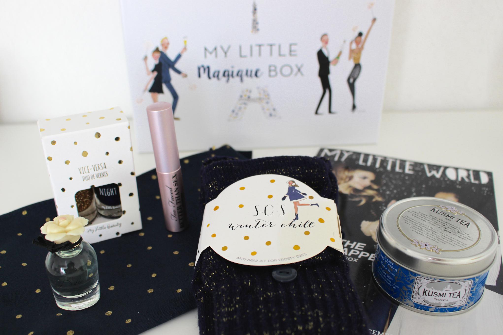 Magique box – présentation