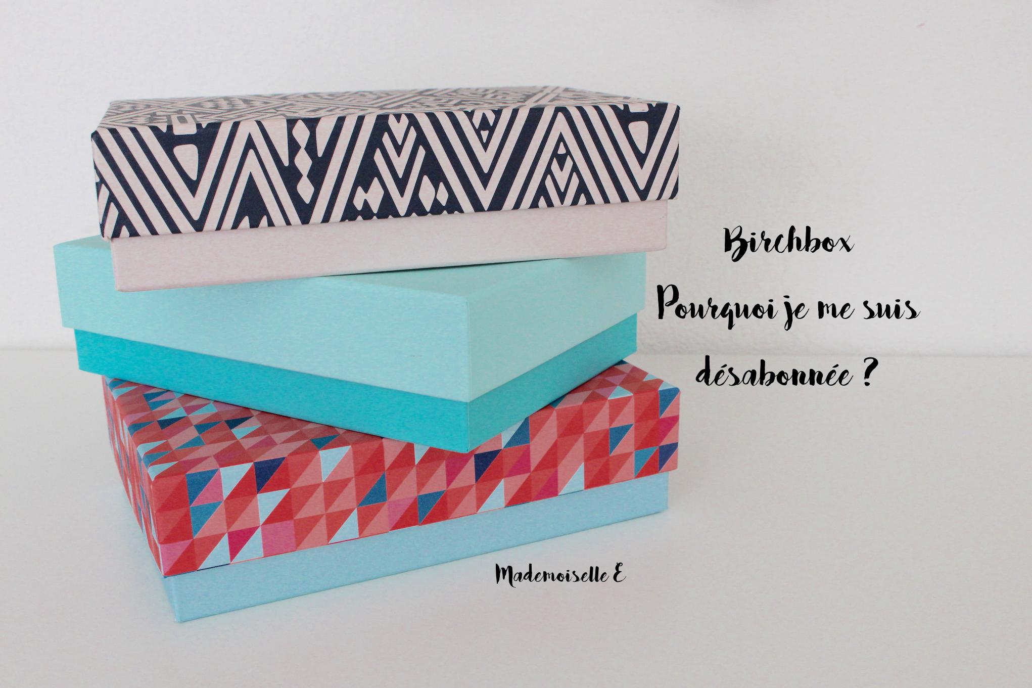 birchbox – présentation