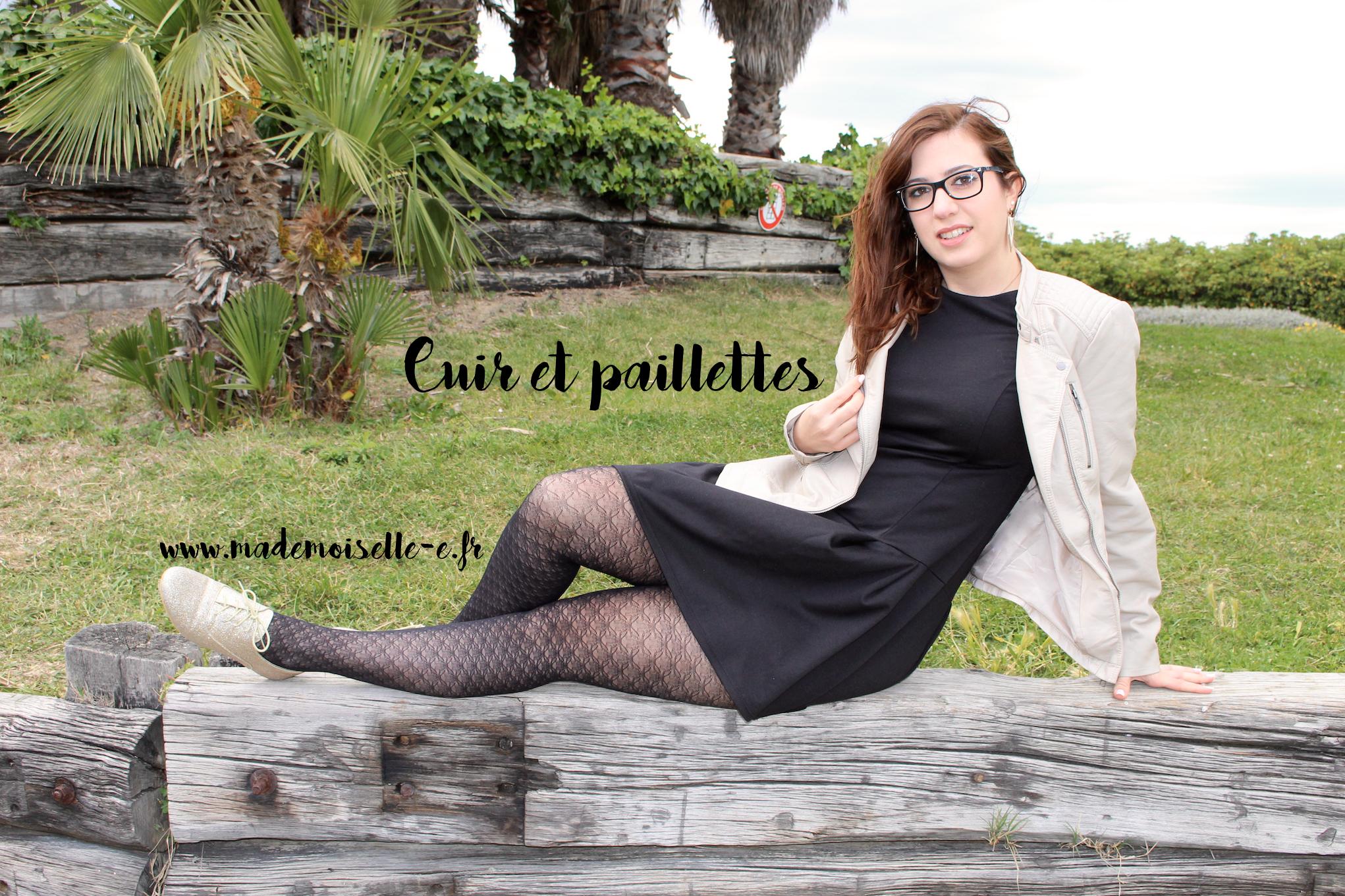 cuir et paillettes presentation_mademoiselle-e